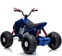 Speed Racer - 24V Kids Electric Quad Bike - Blue